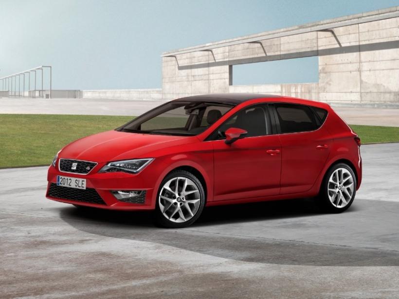 Ya es oficial: SEAT León 2013
