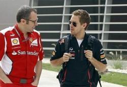 Vettel y Ferrari: No, no y no