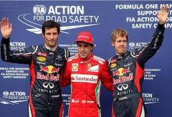 GP Alemania 2012: nueva pole de Alonso bajo la lluvia