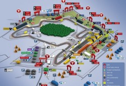 GP Hungría 2012: Agenda de eventos y datos del circuito
