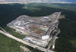 GP Alemania 2012, Agenda de eventos y datos del circuito