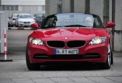 El BMW Z4 restyling ultima su puesta a punto