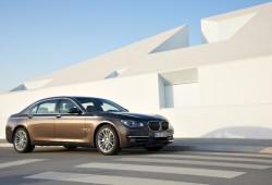 BMW Serie 7 2013. En España, a partir de 81.400 euros