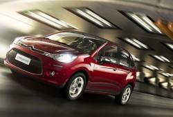 Citroën presenta el C3 brasileño