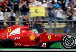 Trabajadísima victoria de Fernando Alonso en Alemania