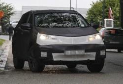 Fotos espía: Toyota RAV4 2013