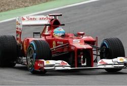 GP Alemania 2012, Libres 3: Alonso el más rápido