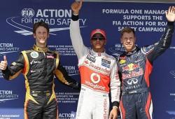 GP Hungría: Hamilton logra una pole estratosférica