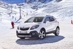 Detalle de equipamiento del nuevo Opel Mokka