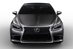 Se filtra el nuevo Lexus LS
