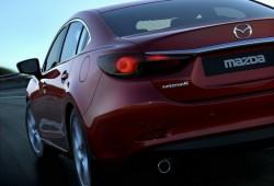 Más fotos oficiales del Mazda 6 2013