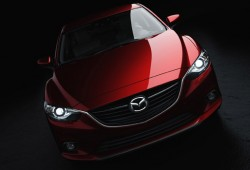 Mazda 6 ya tiene su primera imágen oficial