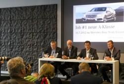 Mercedes confirma la llegada de un SUV basado en el Clase A