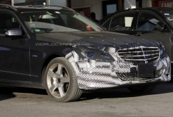 Fotos espía: Mercedes Clase E 2013