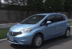 Nissan nos muestra el Note 2013 en vídeo