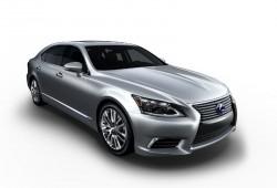 Oficial: Lexus LS 2013