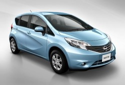 Oficial: Nissan Note 2013