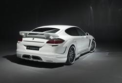 Hamann Cyrano, el Porsche Panamera Turbo más contundente