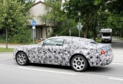 Rolls Royce Ghost coupé pillado en pruebas