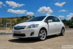 Toyota Auris hybrid. Tras la senda del Prius