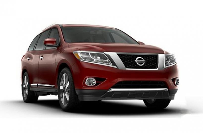 Nissan Pathfinder 2013, primeras imágenes oficiales