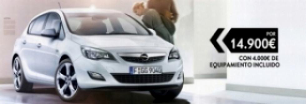Opel lanza el Astra Sport Tech Edition