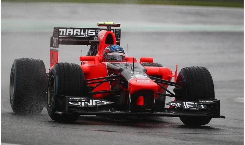 GP Bélgica 2012, Libres 2: Charles Pic, el hombre más rápido de la tarde