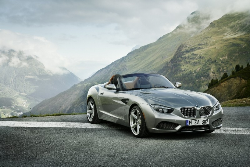 BMW Zagato Roadster Concept, estilo a cielo abierto