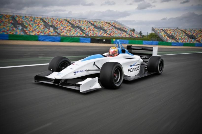 La FIA anuncia la Fórmula E, el campeonato con monoplazas eléctricos