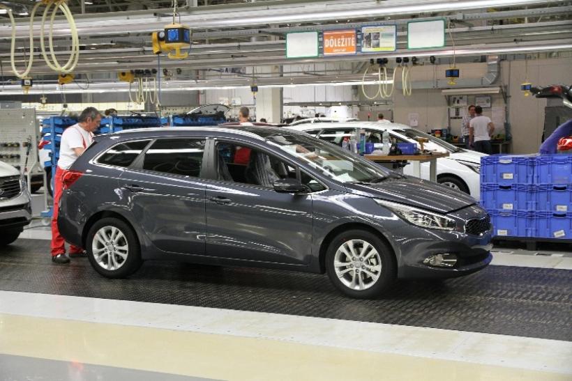 El Kia cee'd Sportswagon comienza su producción