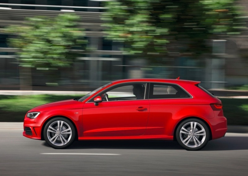 Matrícula de honor para el nuevo Audi A3 en Euro NCAP