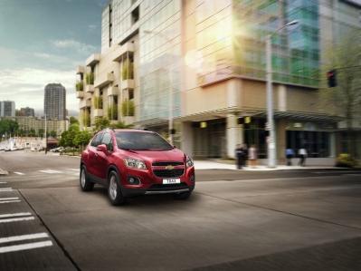 Chevrolet nos desvela los detalles del Trax junto con una nueva galería