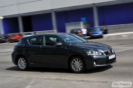 Lexus CT 200h. El acierto de ser diferente