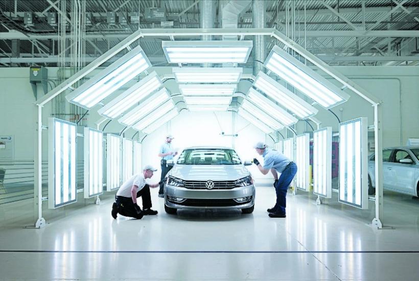 """Trabajo en prácticas con Volkswagen mediante el programa """"StartUp Europe"""""""