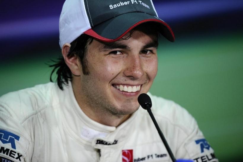 Oficial: Sergio Pérez a McLaren en sustitución de Hamilton