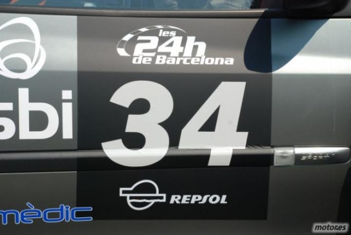 Presentación de las 24 Horas de Barcelona de Automovilismo-Trofeo Fermí Vélez