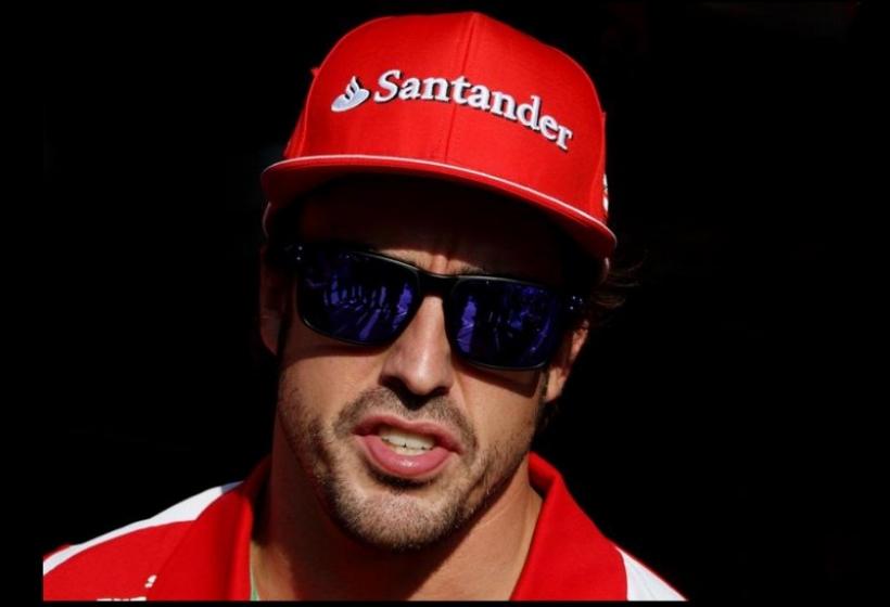 Fernando Alonso cree que Hamilton es más peligroso que Vettel