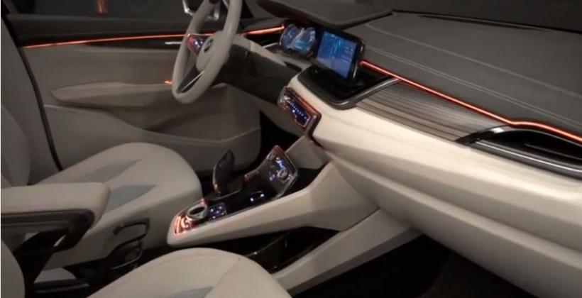 BMW Active Tourer Concept. Ahora, lo miramos por dentro