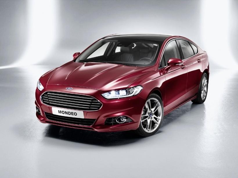 Ford facilita nuevos datos y fotos del Mondeo 2013 europeo