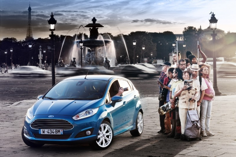 Ford presenta el Fiesta 2013