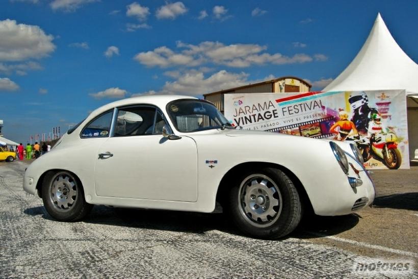 Jarama Vintage Festival 2012: Los coches