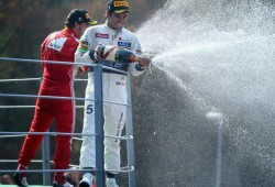 Montezemolo: Sergio Pérez no estará en Ferrari en 2013