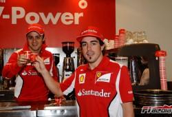 Felipe Massa tiene los dias contados en Ferrari