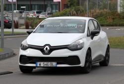 Fotos espía: Renault Clio RS