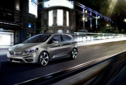 BMW presenta el Active Tourer concept