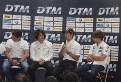 El Campeonato Alemán de Turismos se presenta en Valencia