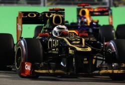 Lotus comienza el ataque al título con buenas actualizaciones