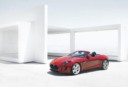 El Jaguar F-Type es oficial (con fotos desde París)
