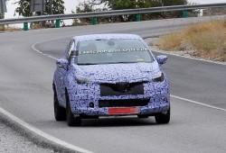 Descubren el Renault Captur de producción rodando en pruebas