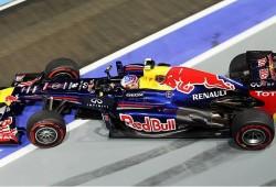Vettel domina los tres entrenamientos libres